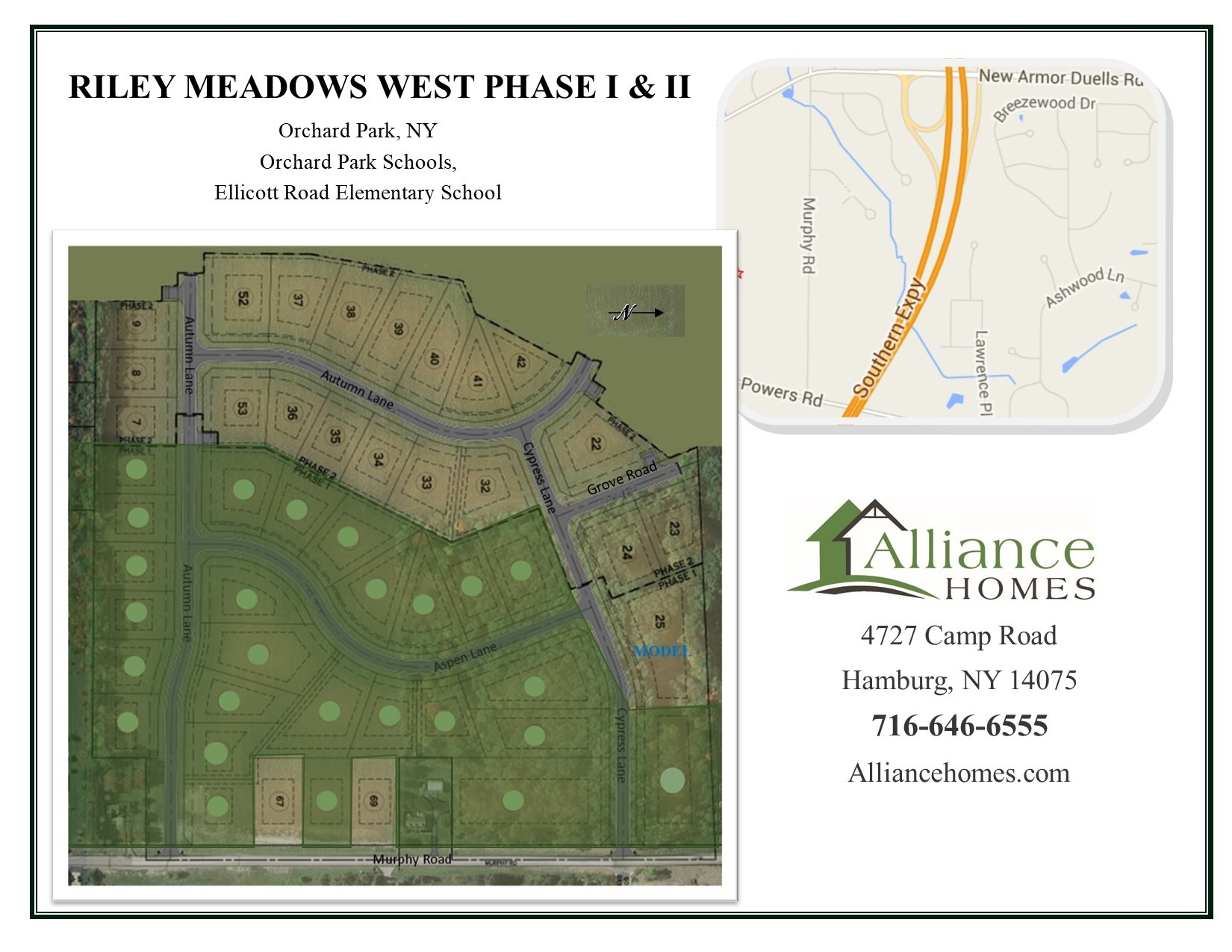Riley Meadows West Flyer
